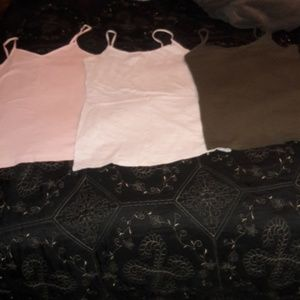 3 For ever 21 tank tops